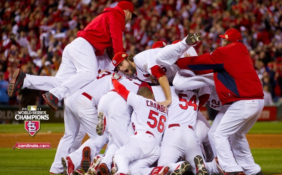 Cardinals World Series Champions